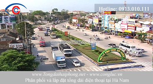 Thi công lắp đặt tổng đài điện thoại chuyên nghiệp tại Hà Nam