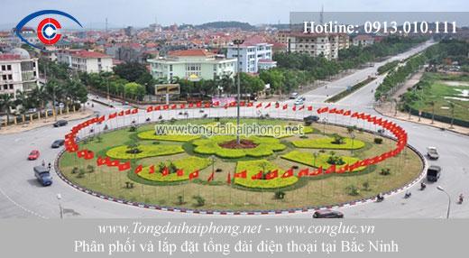 Giải pháp lắp đặt tổng đài điện thoại cho doanh nghiệp tai Bắc Ninh