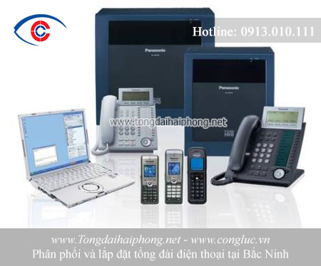 Phân phối tổng đài điện thoại chính hãng tại Bắc Ninh