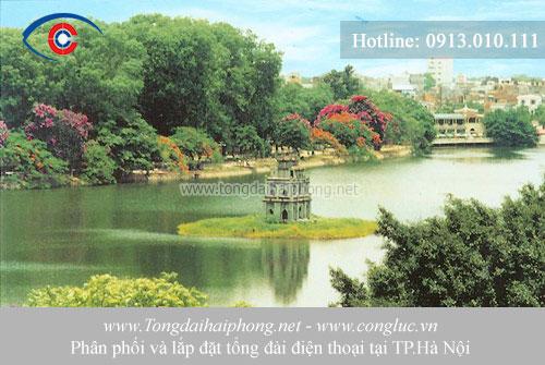 Lắp đặt tổng đài điện thoại giá rẻ tại Hà Nội