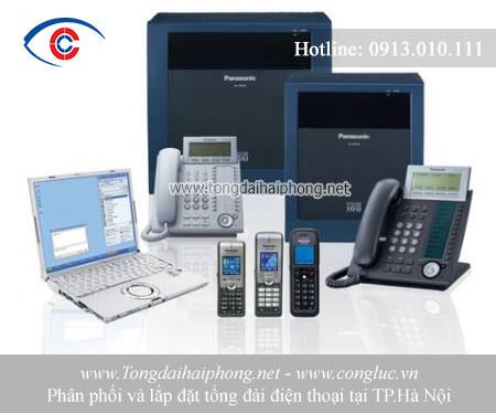 Trọn bộ hệ thống tổng đài điện thoại chất lượng tại Hà Nội