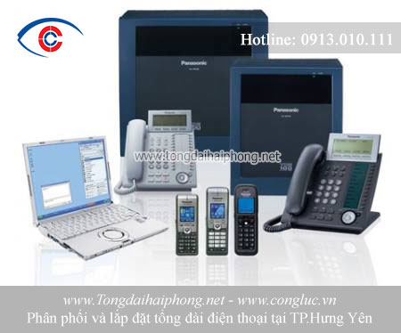 Phân phối hệ thống tổng đài điện thoại chính hãng tại Hưng Yên