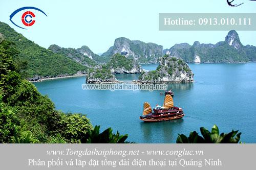Lắp đặt tổng đài điện thoại giá rẻ tại Quảng Ninh