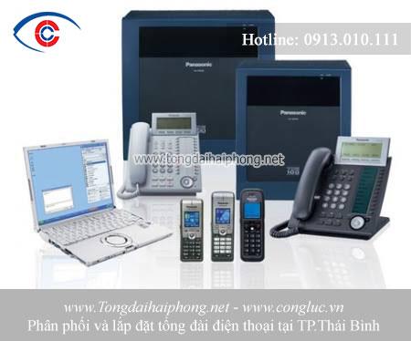 Trọn bộ hệ thống tổng đài điện thoại tại Thái Bình