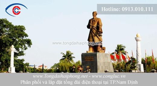 Lắp đặt tổng đài điện thoại giá rẻ tại Nam Định