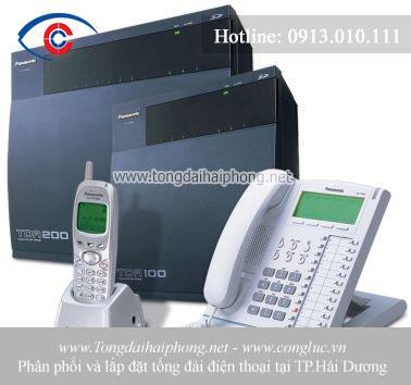 Trọn bộ hệ thống tổng đài điện thoại tại Hải Dương