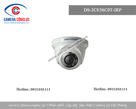 Camera DS-2CE56C0T-IRP